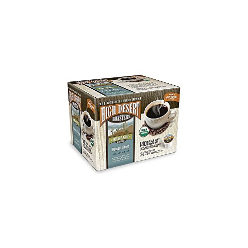 High Desert Roasters Donut Shop K-Cups (140 ct.)ES (Machine Desert High)