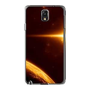 New Arrival Space Travel Nqv18905TGUE Cases Covers/ Note 3 Galaxy Cases