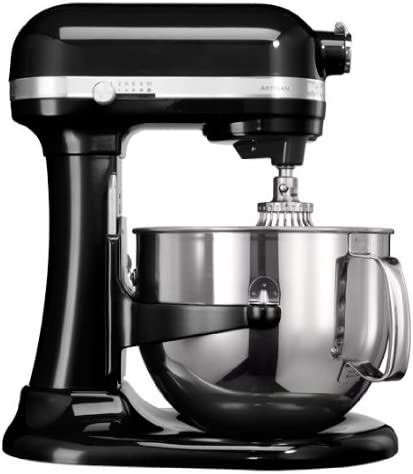 KitchenAid - Batidora amasadora (6,9 l), Color Negro: Amazon.es: Hogar