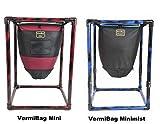 """VermiBag """"Minimist"""" Handmade Breathable"""