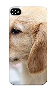 Cute High Quality Iphone 5/5s Dog Puppy Retriever Case Provided By Inthebeauty