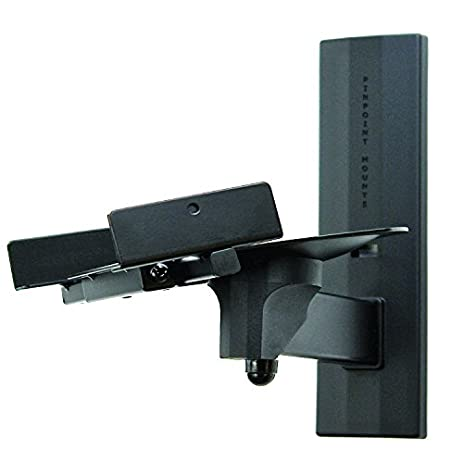 Pinpoint Mounts AM41B Side Clamping Bookshelf Speaker Wall Mount
