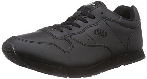 Unisex CLASSIC Sneakers D Nero Bruetting Schwarz Schwarz U1POtO