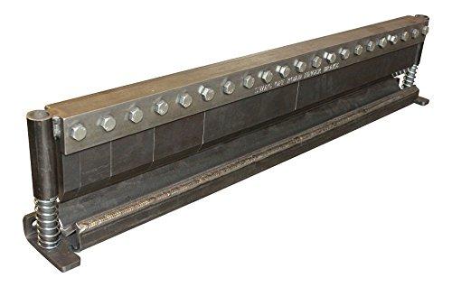 SWAG Off Road 50'' Finger Press Brake DIY Builder Kit with Adjustable Back Stop. by SWAG Offroad (Image #6)