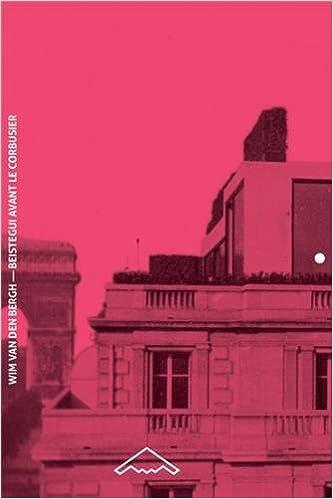 Beistegui Avant le Corbusier Genese du Penthouse des Champs ...