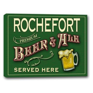 rochefort-beer-ale-stretched-canvas-sign-16-x-20