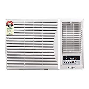 Panasonic 1.5 Ton 5 Star Window AC (Copper, PM 2.5 Filter, 2020 Model, CW-XN181AM White)