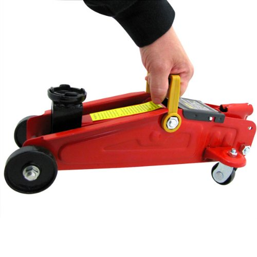 2 Ton Floor Jack Shop Jack Portable Car Jack Folding ...