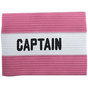 Kwik Goal Adult Captain Arm Band, Pink (Armband Pink)