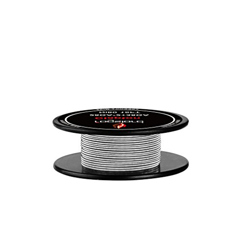 15 ft. AWG 26GAx2+40GA Prebuilt Resistance Wire Nichrome 80 Coils for Household Wiring Use by FL Wire (Image #1)