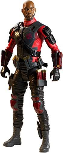 DC Comics Multiverse Suicide Squad Deadshot Figure 12