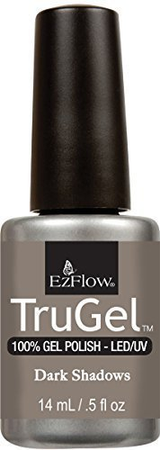 EzFlow TruGel Dark Shadows- .5 - Ezflow Gel