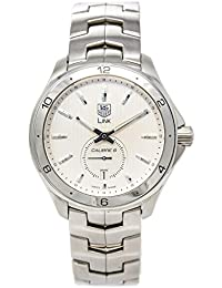 Link Caliber 6 automatic-self-wind mens Watch WAT2111 (Certified Pre-owned)