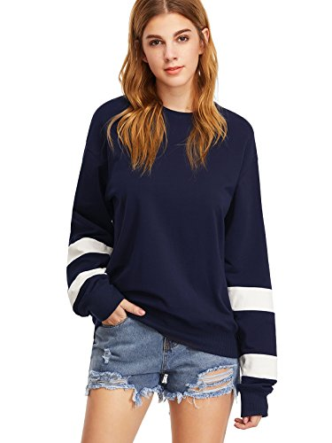Large Casual Sweatshirts - 6