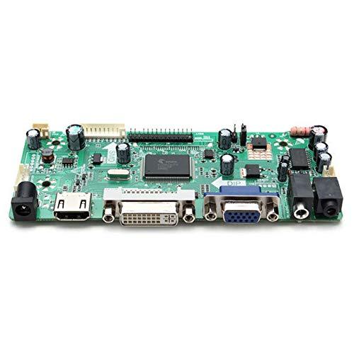 New M.NT68676.2A HD Universal LCD Controller Board Driver Module HD VGA DVI with Audio