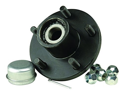 CE Smith Trailer 13511 Trailer Hub Kit with 5 x 4 1/2 Stud, Tapered 1 3/8