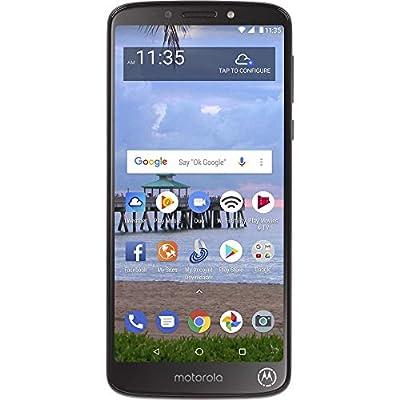 Net10 Motorola Moto e5 4G LTE Prepaid Smartphone