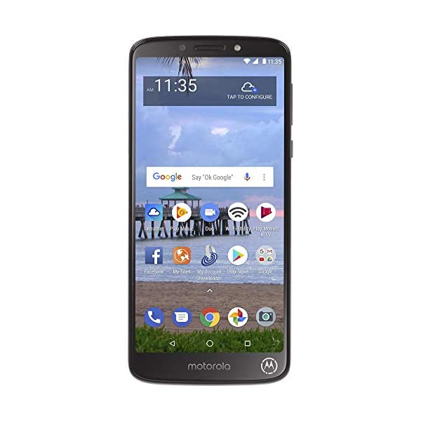 41eEQEJZ2SL. SS600 - Tracfone Motorola Moto e5 4G LTE Prepaid Smartphone Tracfone Motorola Moto e5 4G LTE Prepaid Smartphone 41eEQEJZ2SL