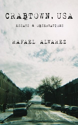 book cover of Crabtown, USA: Essays & Observations