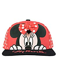 Disney Girls Minnie Mouse Baseball Cap One Size
