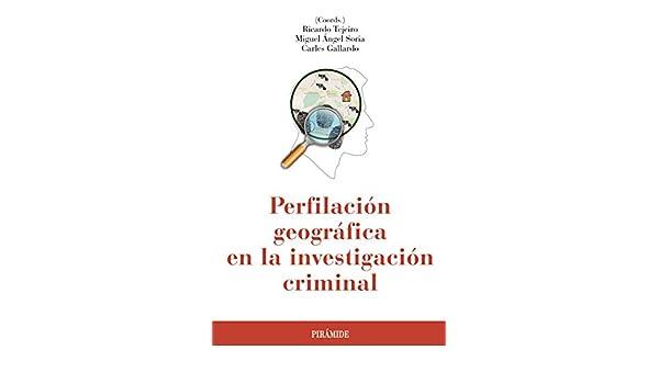 Perfilación geográfica en la investigación criminal ...