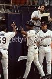 Ruben Rivera 1999 Game Used Worn San Diego Padres Pants Yankees Pinstripe Giants - Game Used MLB Pants