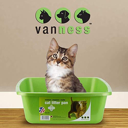 Van Ness Cat Pan - Medium (Assorted Colors)