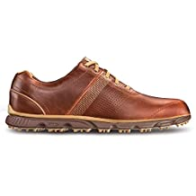 FootJoy Mens DryJoys Tour Casual Golf Shoe Navy Medium 8 1/2, Size: 8 1/2 Medium US