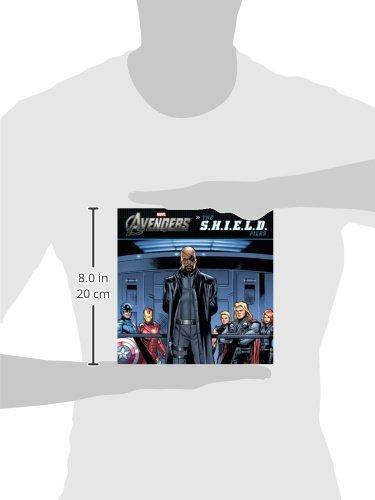 The Avengers: The S.H.I.E.L.D. Files (Marvel the Avengers)