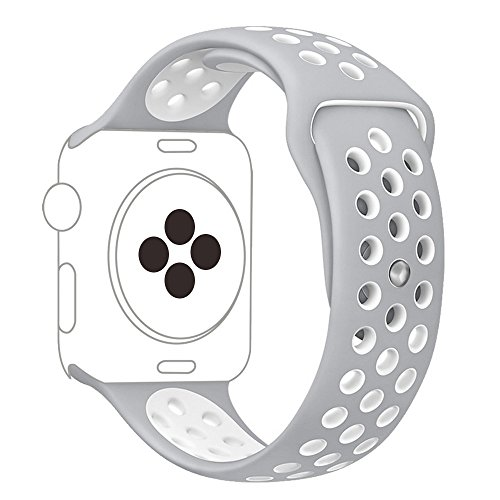 Aokon Apple Silicone Replacement Silver product image