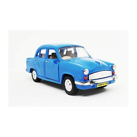 Jack Royal Ambassador Toy Car (Colour May Vary As Per Availability)