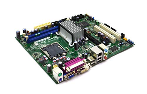 INTEL DG41TY Socket LGA775 G41 CHIPSET Micro ATX Motherboard E47335-302 NO I/O (G41 Ddr2 Intel Motherboard)