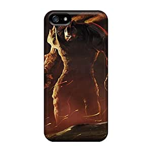 High-end Case Cover Protector For Iphone 5/5s(monster)