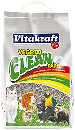 Vitakraft VITAK. Vegetal Clean Papel 25L.