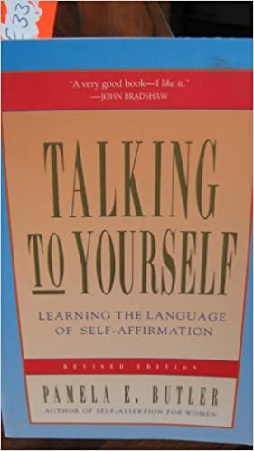 Talking to Yourself: Learning the Language of Self-Affirmation