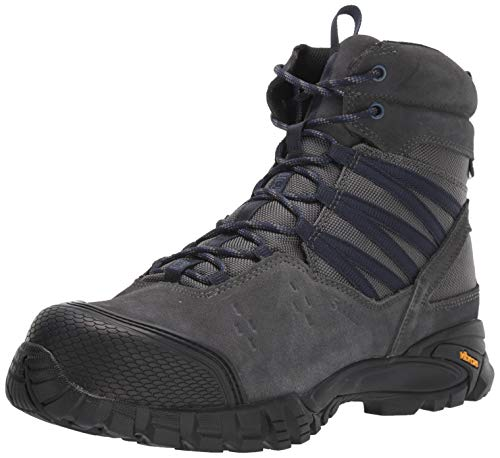 5.11 Tactical Men's Union Waterproof 6-Inch Work Boots, Shock Absorbing Insole, Style 12390