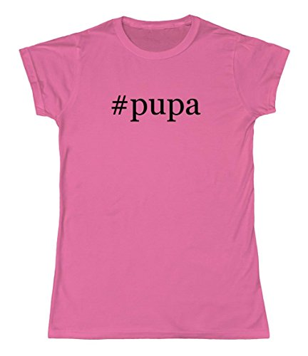 pupa-ladies-juniors-fit-hashtag-tee-pink-large