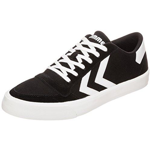 Hommel Unisex-adult Stadil Rmx Lage Sneaker Zwart / Wit