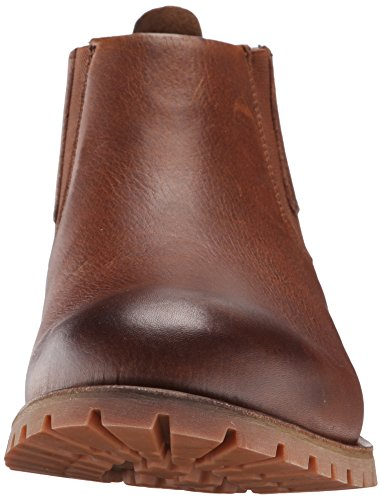 Myrar Mens Johnny Chelsea Vattentätt Läder Boot Scotch