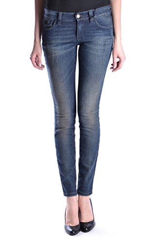 Jeans Coton Bleu Femme MCBI256024O RICHMOND OXnxYwO