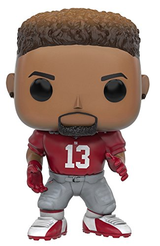 Funko POP NFL: Wave 3 - Odell Beckham Jr Action - Family Beckham