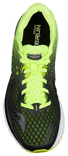 Homme 8 Kinvara 2 Citron Saucony Noir Pour Pied Course Chaussures De RAqwg0