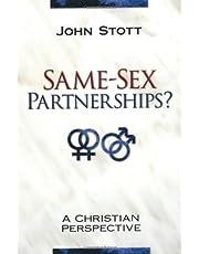 Same - Sex Partnerships?