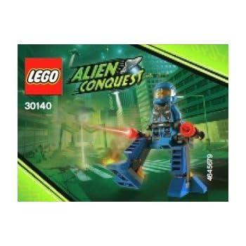 LEGO ALIEN CONQUEST 30141 ADU JET PACK SET  BRAND NEW IN SEALED BAG
