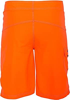"Hurley Mens One & Only 22"" Boardshort MBS0002130, Hyper Crimson, 44"