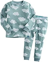 12M-7T Kids Baby Boys 100% Cotton Sleepwear Pajama Set Boys Collection