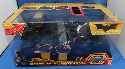 Batman Begins Remote Control Batmobile Tumbler Mattell H1387