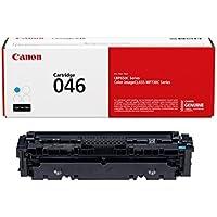 Canon 046 Toner Cartridge (Cyan, 1 Pack) in Retail Packaging