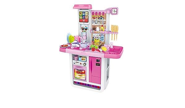 Juguetes De Cocina Barbie Sonido Iluminación De La Cocina ...