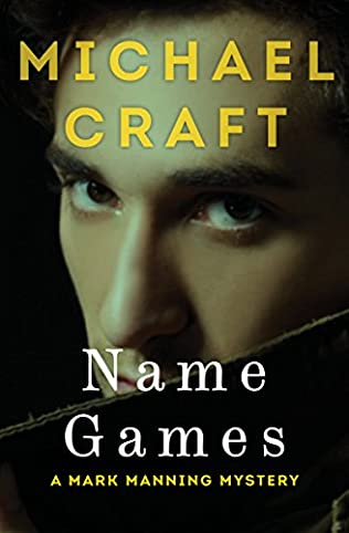 book cover of Name Games